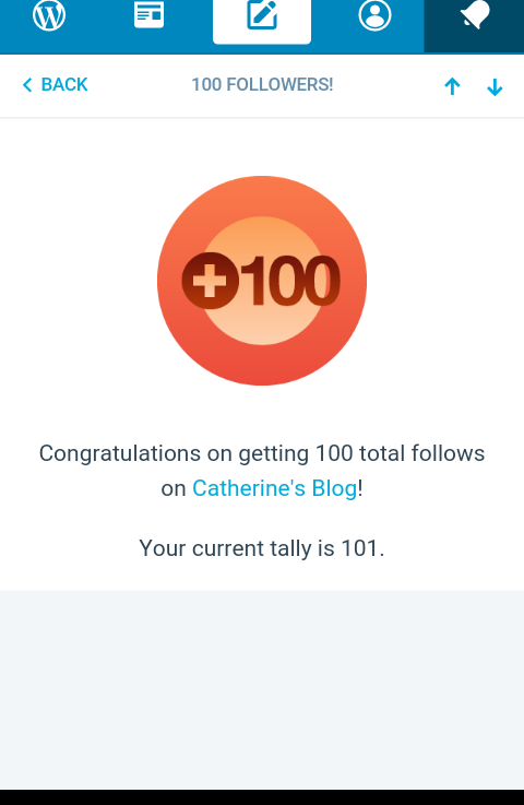 100 Followers & New Beginings
