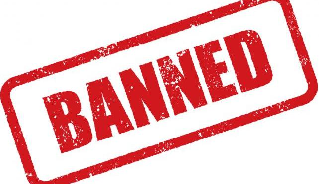 Seven Banned Words