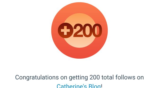 200+ Followers