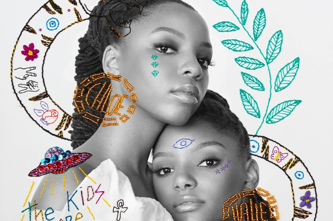 Chloe x Halle Spotlight| Daily Prompt